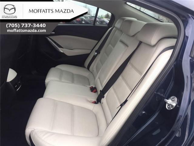 2016 Mazda MAZDA6 GT (Stk: 27470) in Barrie - Image 9 of 25