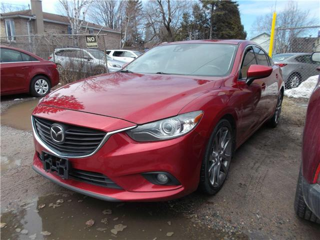2014 Mazda MAZDA6 GT (Stk: 190456) in North Bay - Image 2 of 13