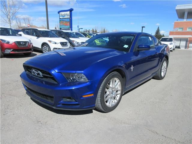 2013 Ford Mustang V6 Premium (Stk: 8827) in Okotoks - Image 16 of 20
