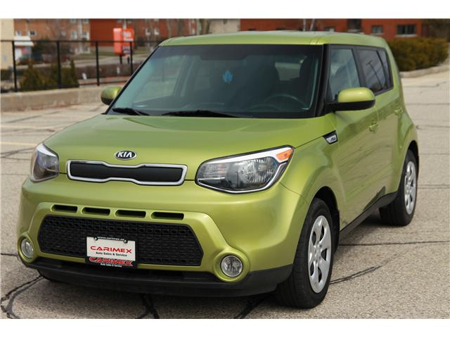2016 Kia Soul LX (Stk: 1904130) in Waterloo - Image 1 of 25