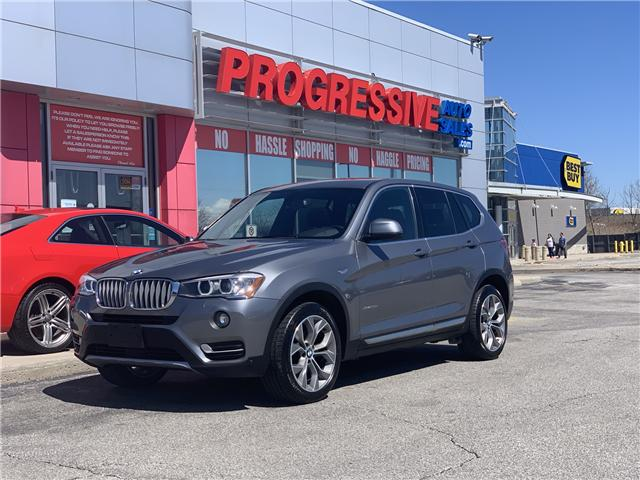 2015 BMW X3 xDrive28d (Stk: F0E95055) in Sarnia - Image 1 of 25