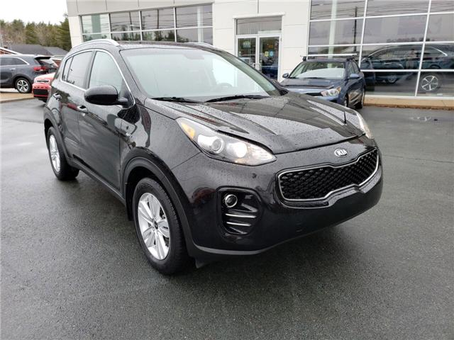 2018 Kia Sportage Lx New Demo Warranty Value Priced At 24950 For