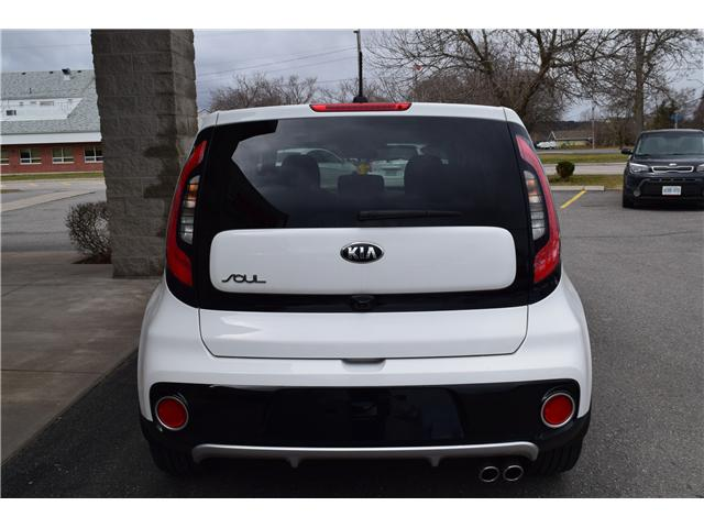 2018 Kia Soul SX Turbo (Stk: 517878-18) in Cobourg - Image 4 of 21