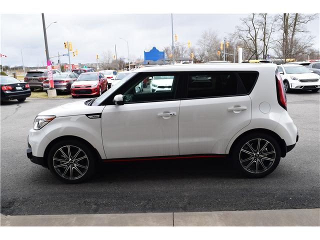 2018 Kia Soul SX Turbo (Stk: 517878-18) in Cobourg - Image 5 of 21