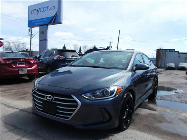 2018 Hyundai Elantra GL (Stk: 190446) in North Bay - Image 2 of 11