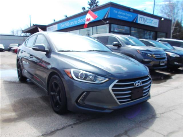 2018 Hyundai Elantra GL (Stk: 190446) in North Bay - Image 1 of 11