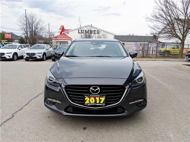 2017 Mazda Mazda3 GT (Stk: 1556) in Peterborough - Image 2 of 23