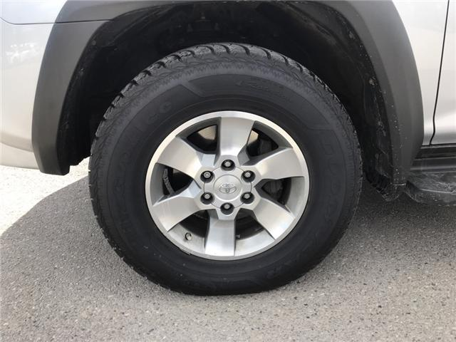 2013 Toyota 4Runner SR5 V6 (Stk: 180273B) in Cochrane - Image 9 of 14