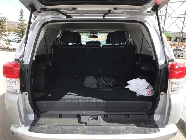 2013 Toyota 4Runner SR5 V6 (Stk: 180273B) in Cochrane - Image 10 of 14