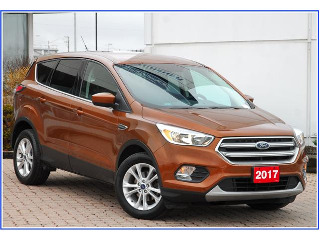 2017 Ford Escape SE (Stk: 8E10100AX) in Kitchener - Image 2 of 16