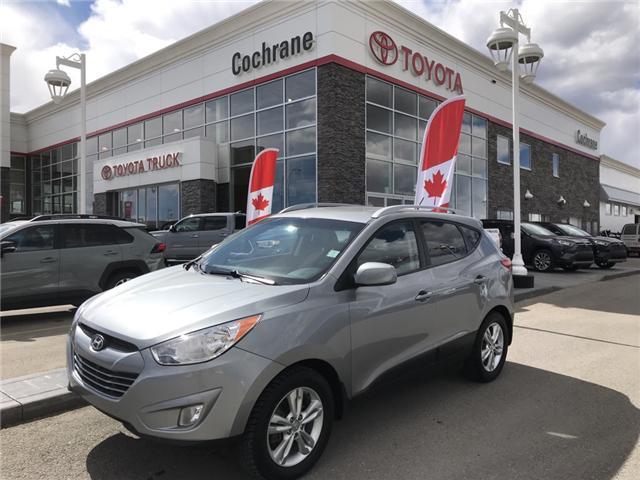 2013 Hyundai Tucson  (Stk: 190220A) in Cochrane - Image 1 of 14