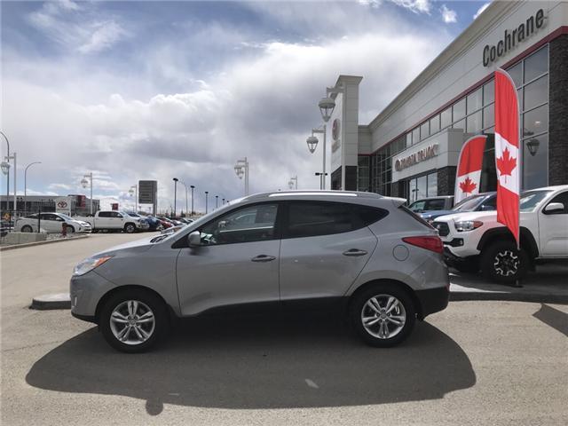 2013 Hyundai Tucson  (Stk: 190220A) in Cochrane - Image 2 of 14