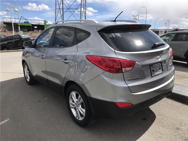 2013 Hyundai Tucson  (Stk: 190220A) in Cochrane - Image 3 of 14