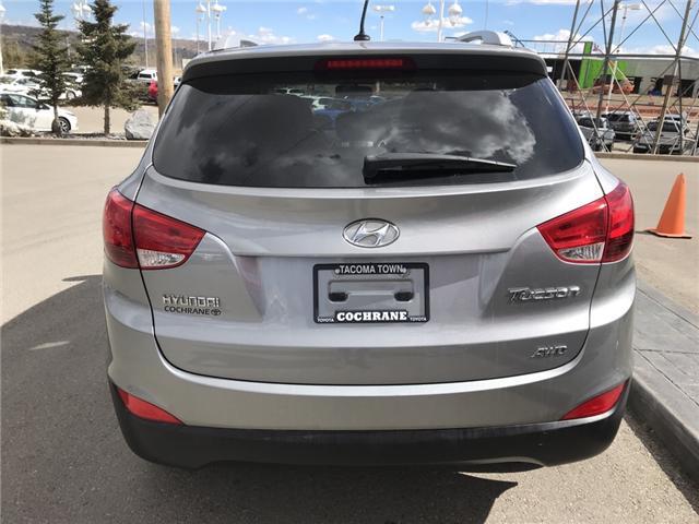 2013 Hyundai Tucson  (Stk: 190220A) in Cochrane - Image 4 of 14