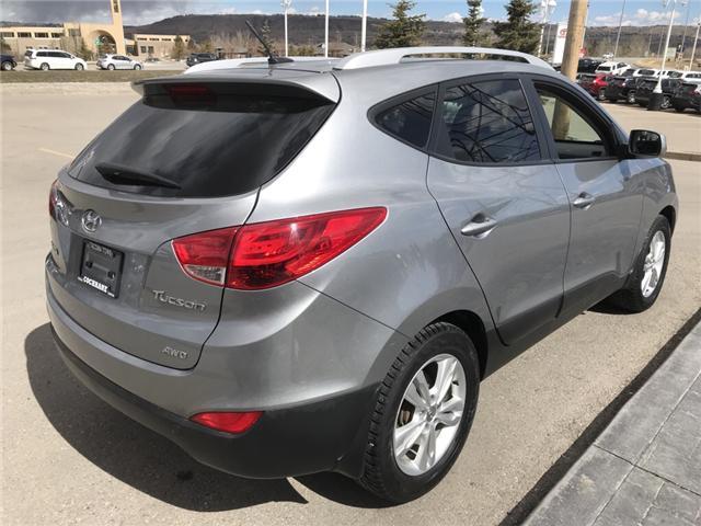 2013 Hyundai Tucson  (Stk: 190220A) in Cochrane - Image 5 of 14
