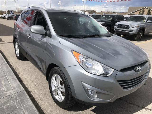 2013 Hyundai Tucson  (Stk: 190220A) in Cochrane - Image 7 of 14