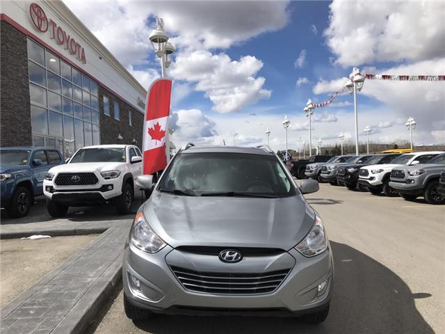 2013 Hyundai Tucson  (Stk: 190220A) in Cochrane - Image 8 of 14