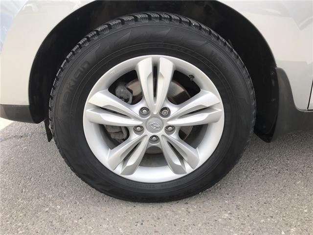2013 Hyundai Tucson  (Stk: 190220A) in Cochrane - Image 9 of 14