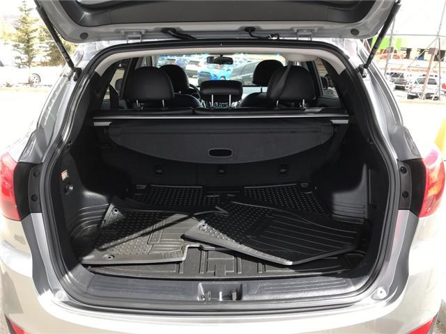 2013 Hyundai Tucson  (Stk: 190220A) in Cochrane - Image 10 of 14