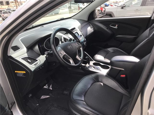 2013 Hyundai Tucson  (Stk: 190220A) in Cochrane - Image 11 of 14