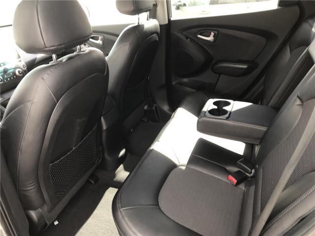 2013 Hyundai Tucson  (Stk: 190220A) in Cochrane - Image 12 of 14