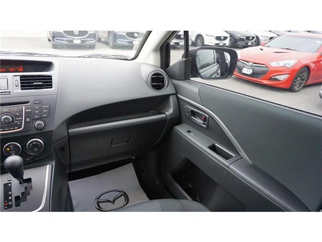 2017 Mazda Mazda5 GS (Stk: HN2041A) in Hamilton - Image 36 of 41