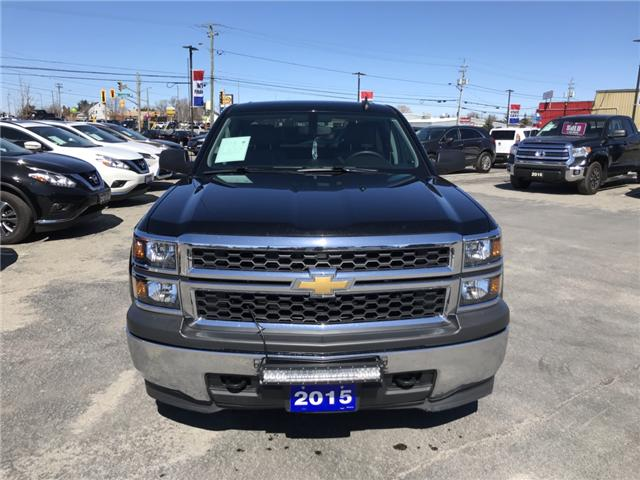 2015 Chevrolet Silverado 1500 WT (Stk: 19162) in Sudbury - Image 2 of 15