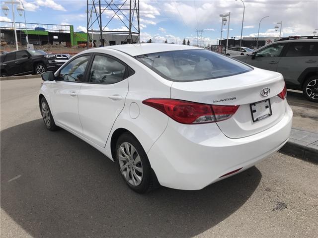 2011 Hyundai Elantra GL (Stk: 190205A) in Cochrane - Image 3 of 14