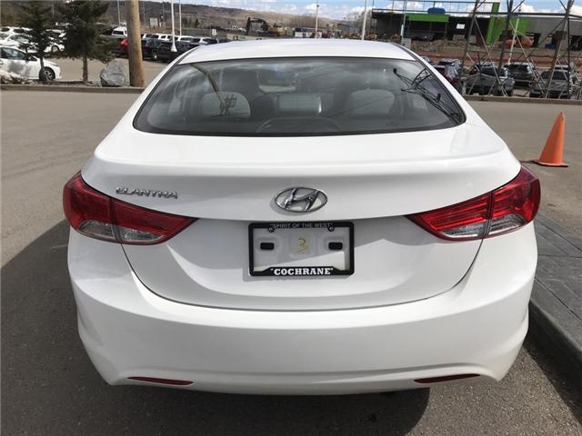 2011 Hyundai Elantra GL (Stk: 190205A) in Cochrane - Image 4 of 14