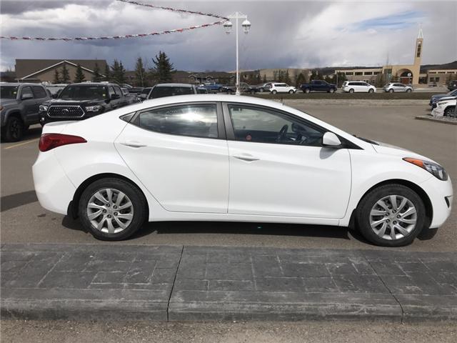 2011 Hyundai Elantra GL (Stk: 190205A) in Cochrane - Image 6 of 14