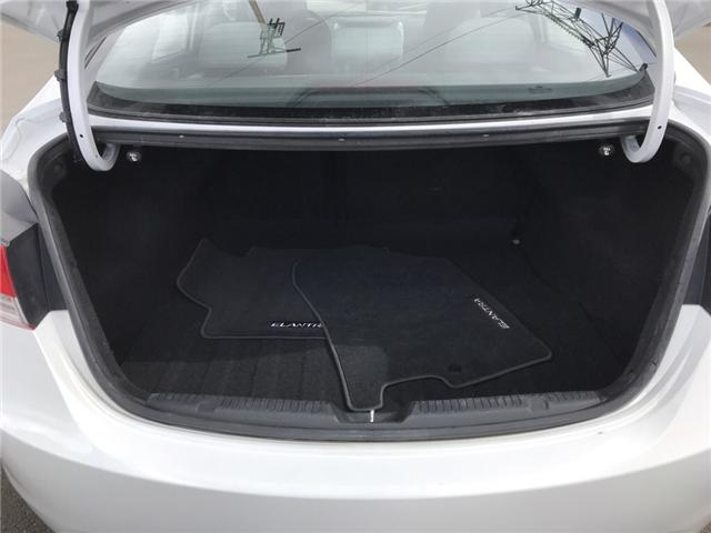 2011 Hyundai Elantra GL (Stk: 190205A) in Cochrane - Image 10 of 14