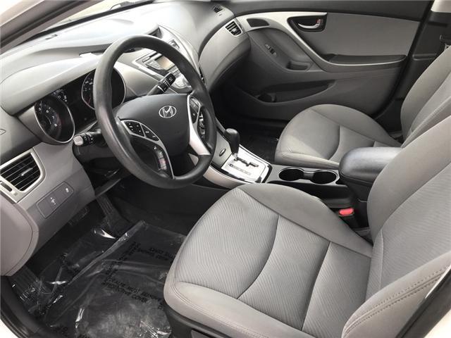 2011 Hyundai Elantra GL (Stk: 190205A) in Cochrane - Image 11 of 14