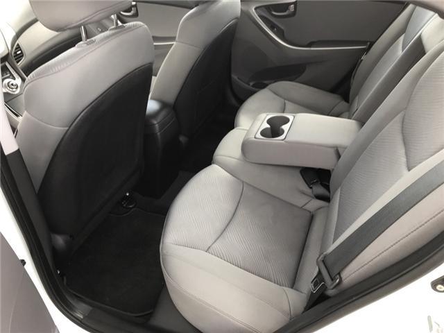 2011 Hyundai Elantra GL (Stk: 190205A) in Cochrane - Image 12 of 14