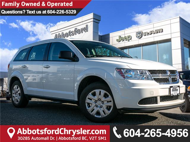 2016 Dodge Journey CVP/SE Plus (Stk: AB0762B) in Abbotsford - Image 1 of 24