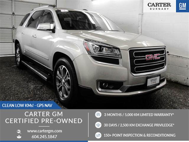 2016 GMC Acadia SLT2 (Stk: P9-57860) in Burnaby - Image 1 of 26