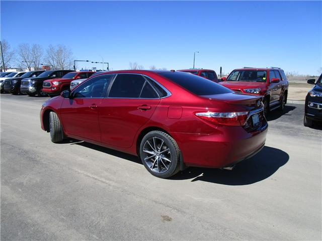 2015 Toyota Camry XSE V6 (Stk: 1880641) in Moose Jaw - Image 3 of 34