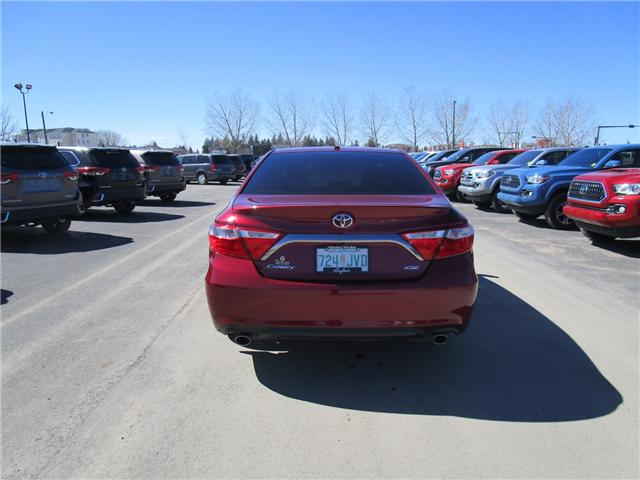 2015 Toyota Camry XSE V6 (Stk: 1880641) in Moose Jaw - Image 4 of 34
