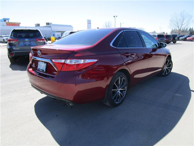 2015 Toyota Camry XSE V6 (Stk: 1880641) in Moose Jaw - Image 5 of 34