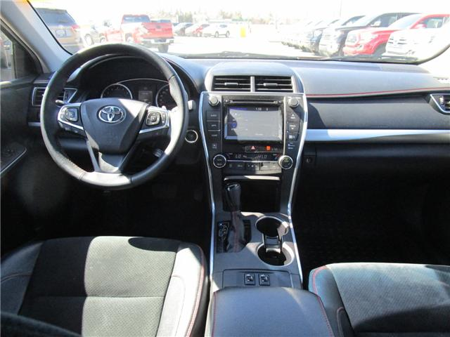 2015 Toyota Camry XSE V6 (Stk: 1880641) in Moose Jaw - Image 16 of 34