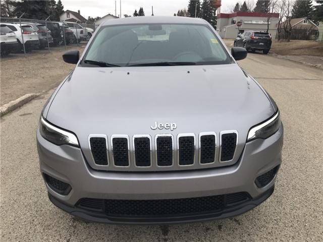 2019 Jeep Cherokee Sport (Stk: T19-83) in Nipawin - Image 2 of 19