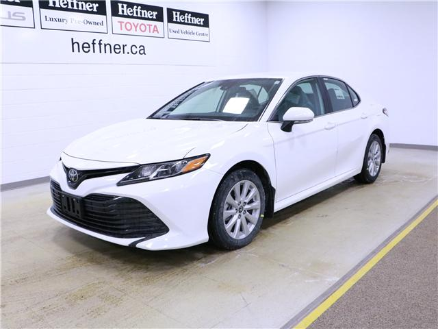 2019 Toyota Camry LE (Stk: 192148) in Kitchener - Image 1 of 3