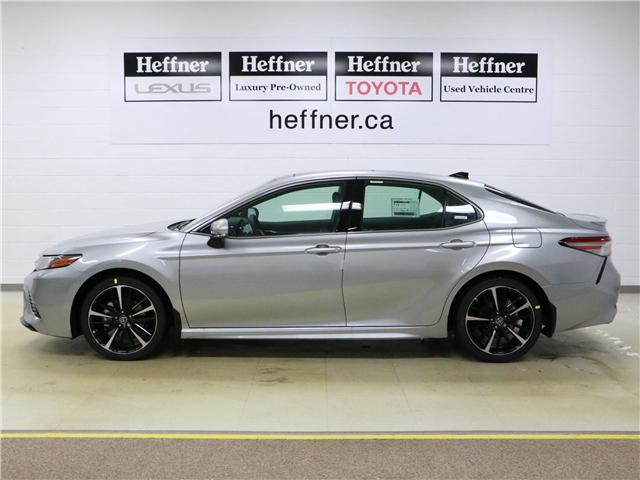2019 Toyota Camry XSE (Stk: 190898) in Kitchener - Image 2 of 3
