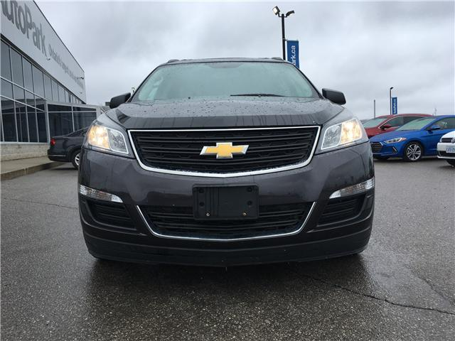 2015 Chevrolet Traverse LS (Stk: 15-06183) in Barrie - Image 2 of 27