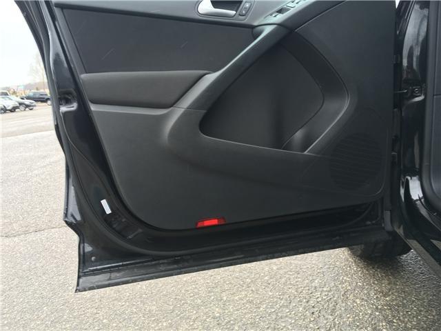 2016 Volkswagen Tiguan Comfortline (Stk: 16-40522JB) in Barrie - Image 11 of 25