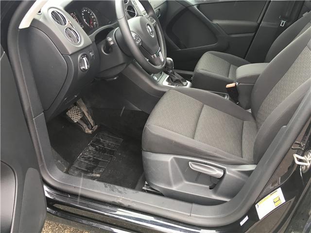 2016 Volkswagen Tiguan Comfortline (Stk: 16-40522JB) in Barrie - Image 12 of 25