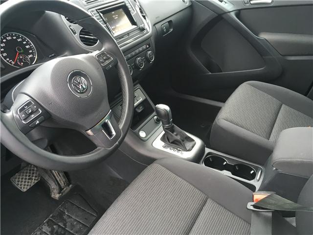 2016 Volkswagen Tiguan Comfortline (Stk: 16-40522JB) in Barrie - Image 13 of 25