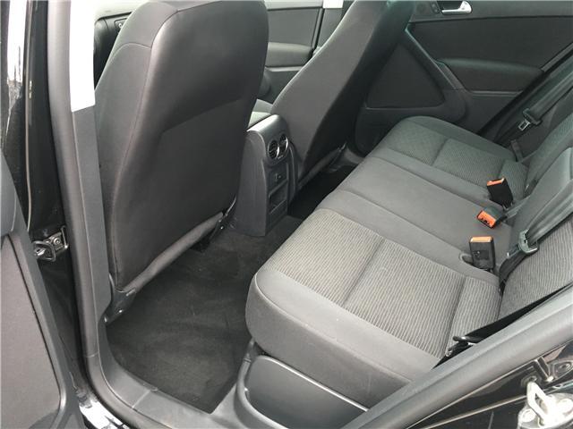 2016 Volkswagen Tiguan Comfortline (Stk: 16-40522JB) in Barrie - Image 14 of 25