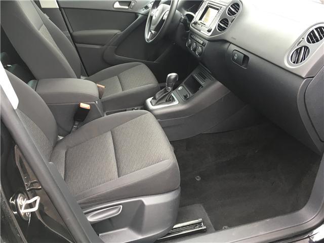 2016 Volkswagen Tiguan Comfortline (Stk: 16-40522JB) in Barrie - Image 17 of 25