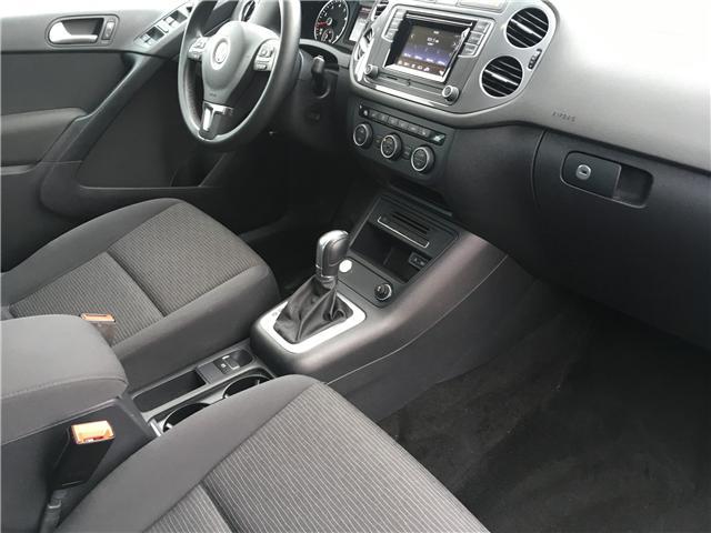 2016 Volkswagen Tiguan Comfortline (Stk: 16-40522JB) in Barrie - Image 18 of 25