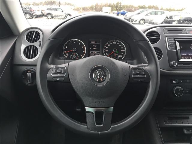 2016 Volkswagen Tiguan Comfortline (Stk: 16-40522JB) in Barrie - Image 19 of 25